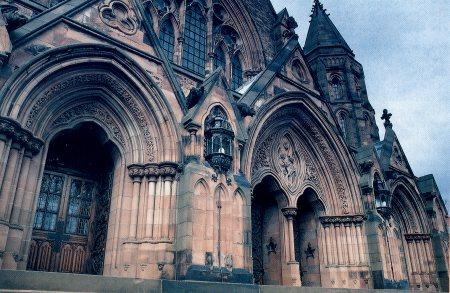 Thomas Coats Memorial Church Photo Gallery